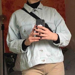 jeansjacka/skjorta från h&m! frakt 65kr