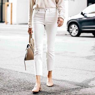 Vita croppade jeans