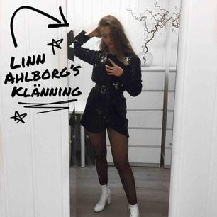 Sista bilden är Linn Ahlborgs och bältet på mina bilder följer ej med. Frakten kommer på 60kr extra. Toppenskick!