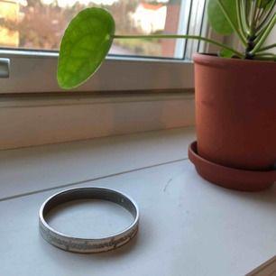 Marcjacobs armband köpt second hand men fortfarande väldigt fräscht. Kommer aldrig till användning då det är lite stort för mig!
