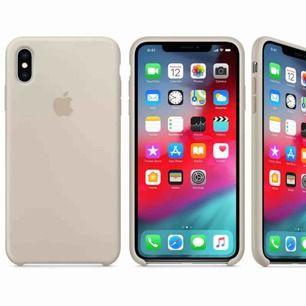 Helt oanvända iPhone skal (Apple) passar XS MAX
