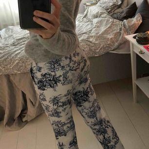 Kostym byxor, strl 34 från Zara