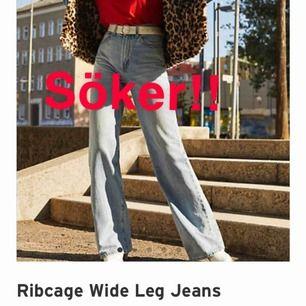 Söker dessa jeans från levis!! Storlek 25/32 eller 26/32, kan betala bra