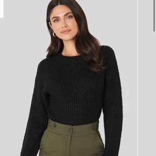 Ny tröja från nakd. Endast testad säljer den för att den är för stor för mig. Den är i storlek S men skulle säga att det är en M. Nypris 180kr