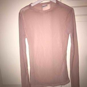 Genomskinlig tröja rosa, 50+frakt