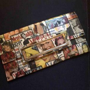 Kuvertväska  Clutch bag  Bra skick