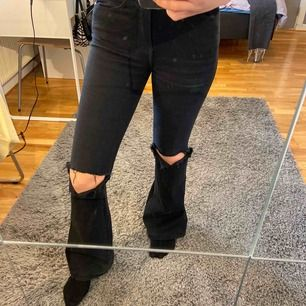 Bootcut Dr. Denim jeans, bra skick 150/st köparen står för frakten