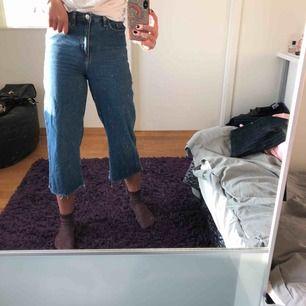 Culotte jeans från nelly.com Strl 36  Möts eller så står köparen av eventuella fraktkostnader