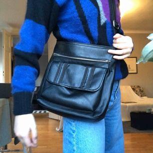 Cool väska från stadsmissionen