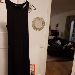 Snygg svart klänning. Skriv gärna vi frågor😀