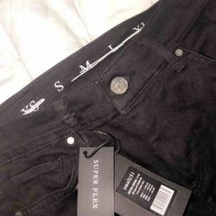 bikbok jeans, skinny. Köptes för 599kr säljer för 210kr + frakt. Aldrig använda (lapp kvar)