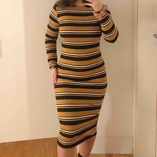 Skön stretchig klänning