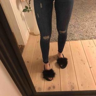Jeans storlek s/36