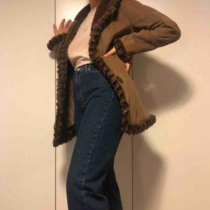 70-tals kappa som jag fyndade på second hand - beyond retro! 💟