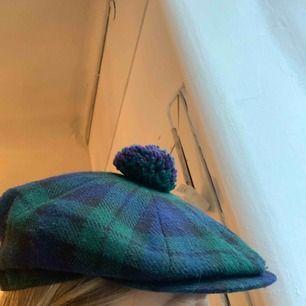 Cool vintage keps/hatt, frakt ingår i priset.