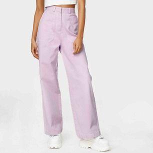 Hej, köpte nyss dessa byxor men var för små i midjan. Därför undrar jag om det finns någon som skulle vilja byta dessa mot en storlek s? Alternativ köpa, isf budgivning från 250kr