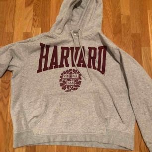 oversize Harvard hoodie ifrån HM❣️ riktigt skön, men kommer inte till användning.
