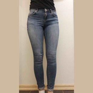 Gina Jeans ⭐️ Storlek 34 men passar mig som vanligtvis bär storlek 36/S ✨ 155kr inkl. Frakt. Skickas SPÅRBART📦