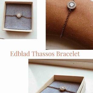 Fint Edblad armband i nytt skick!