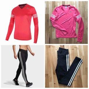 🌸 PAKETPRIS 🌸 tränings tröja och tights! 250kr