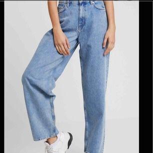 Säljer mina Weekday jeans då dom inte kommer till användning, använda fåtal gånger så dom är i fint skick! Köpare står för frakt😊
