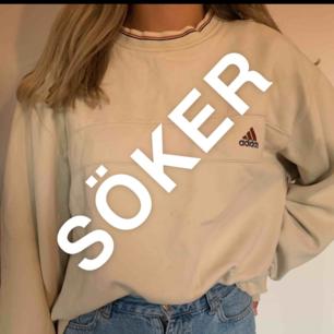 Söker denna vintage adidas tröja. Vill gärna köpa.