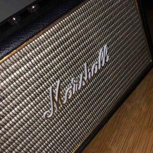 Marshall högtalare