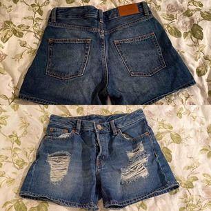 Välanvända shorts i bra kvalitet. Säjs då jag köpte dem i xs och dem stretchats ut då min kompis hoppat med dem i sjön🤪. Köpare står för frakt 📦