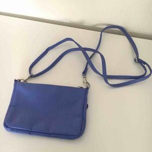 sjukt söt blå väska, möts upp inom stockholm🎀