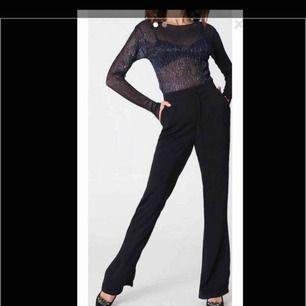 Kostymbyxor från Hannalicious x NAKD, köpt här på Plick. Helt oanvända. Tidigare ägare hade kvar tags men jag har nu tagit bort dom