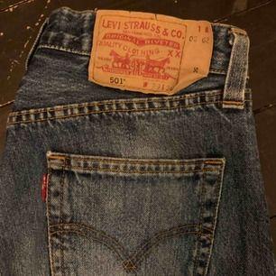 Jättesnygga Levis jeans! 501 Vintage