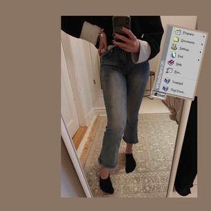 Super fina utsvängda jeans köpta på tara/raglady💘🤩🧚🏼♀️👌🏼🍭☔️