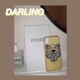 Kenzo skal i unik färg i fint skick, köpt på raglady för 499kr💖🧚🏼♀️🤩🎨⛈