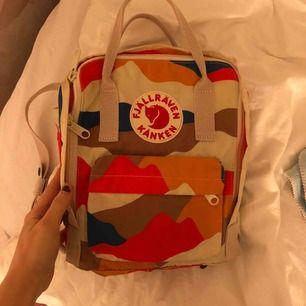 Världens coolaste fjällräven väska! Frakt tillkommer💞