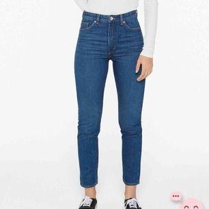 Kimomo High relaxed jeans. Nyskick. 263kr inklusive frakt!