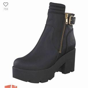 Johnny bulls boots, Använda 1 kväll, säljer pga för liten storlek