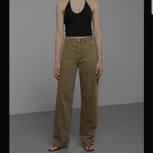 Rail jeans i färg Khaki❤