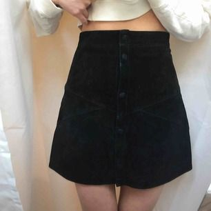 Helt underbar mocka kjol! ✨ frakt 44 kr