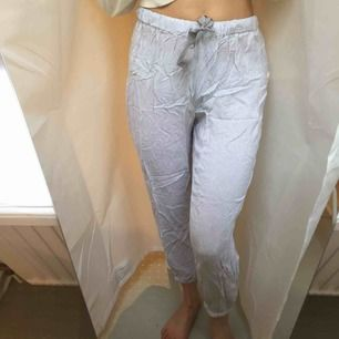 Söta pyjamas byxor från zara home. Använda fåtal gånger! Supermjuka och sköna! Frakt 44 kr!