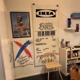 """Säljer en """"kvittomatta"""" från Virgil x IKEA droppet i november. Hade planer på att använda den i framtiden men då jag även köpte den andra mattan så står den mest och dammar tyvärr. BUD FR. 900kr — KÖP 1100kr. Möts i Malmö/Lund. OÖPPNAD!"""
