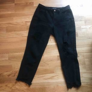 Skitsnygga MOM jeans från bohoo.