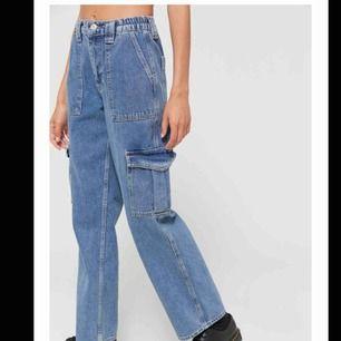 Helt oanvända jeans från Urban outfitters i storleken 24/32, köpta för 600kr