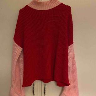 En super fin färgglad tröja ifrån GLAMORÖS :)