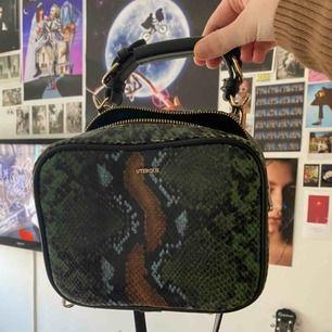 uterque purse. great size & condition