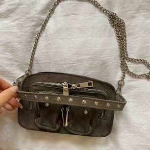 Mini NuNoo väska, det andra bandet finns också med! 🧡