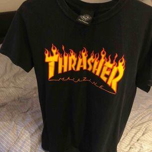 Äkta thrasher T-shirt, använd fåtal gånger. I fint skick💕