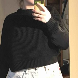 Fin stickad tröja från monki❤️ Frakt 60kr