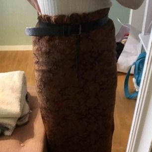Dena märkes kjol har ägts länge men den passar inte min kropp typ längre😊 + frakt 50kr  Swish funkar också📲