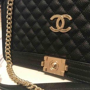 Chanel väska fin kopia , aldrig använd