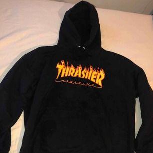 Super fet hoodie ifrån Thrasher! 🖤 Frakt tillkommer